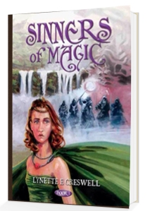 Sinners of Magic book