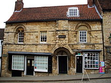 12th century Jew's_House,_Lincoln