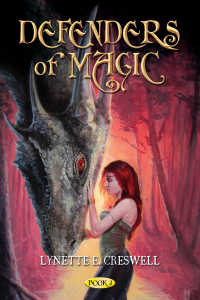 Barry Defenders of Magic Cover