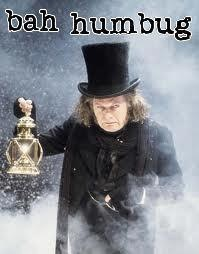 What the Dickens – Why it's Ebenezer Scrooge! | Lynette's Website & Blog