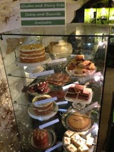 Cakes at Joffs