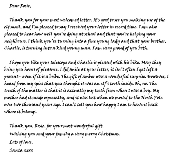 Letter to rosie (1)